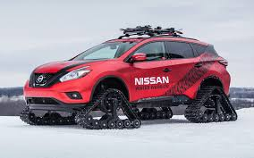 nissan murano 2016 white nissan murano winter warrior concept 2016 wallpapers and hd
