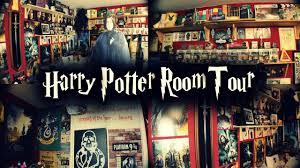 biggest harry potter room tour youtube