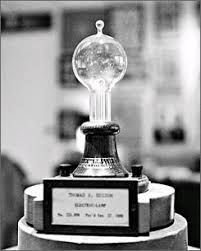 when was light bulb invented on this day in 1879 thomas edison successfully demonstrated the