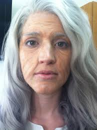 makeup artist in utah prosaide transfer age pieces airbrush aging wig age