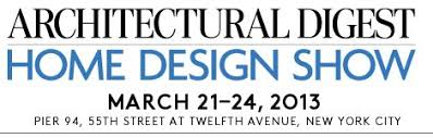 New York Home Design Show Can U0027t Miss Architectural Digest Home Design Show Renovating Nyc