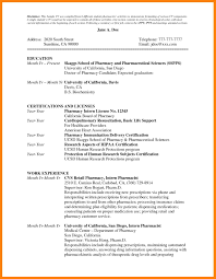 beginning resume sample pharmacist resumesample pharmacist resume pertaining to