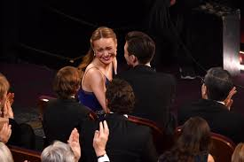 brie larson is a best actress oscars 2016 winner for room oscars