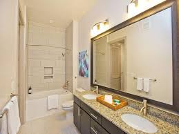 Bathroom Mirrors Houston Midtown Houston By Windsor Houston Apartments Gallery