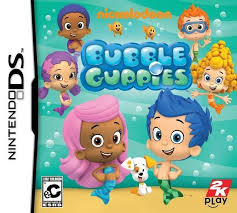 6138 Nickelodeon Bubble Guppies Nintendo Ds Nds Rom Download
