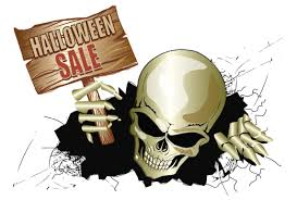 halloween window clings available for free download
