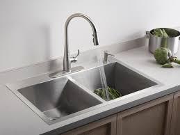 Kohler Kitchen Sink Faucet Kohler Kitchen Sink Styles Best Sink Decoration