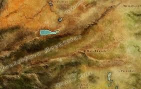 Dragon Age World Map by Kal Sharok Dragon Age Wiki Fandom Powered By Wikia