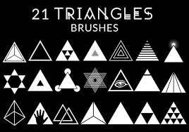 tutorial photoshop cs6 lengkap pdf 21 triangle brushes free photoshop brushes at brusheezy