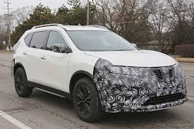 Nissan Rogue Hybrid - vwvortex com 2017 nissan rogue spied with cosmetic updates