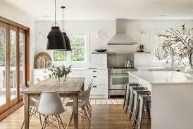 cuisine familiale créer une cuisine familiale un grand espace de vie