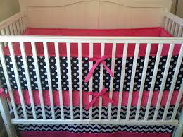 Navy Crib Bedding Modern Navy And Pink Crib Bedding