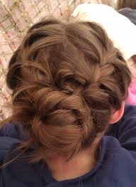 plait hairstyles french plait bun hair pinterest plaits hair style and