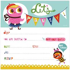 birthday invitations for kids alanarasbach com