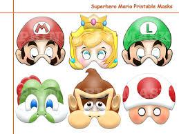 luxury party favors super mario party favor set of 12 mario bros