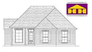spanish lakes subdivision builder in louisiana custom home