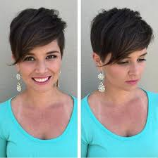 short hairstyles with height adorable pixie haircut ideas with bangs popular haircuts
