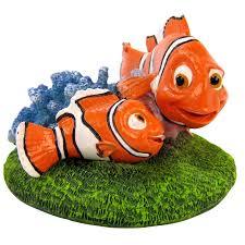 aquarium character decorations discount fish tank character