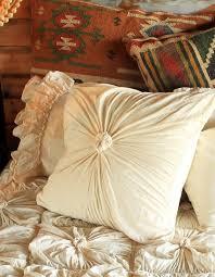 Junk Gypsy Bedroom Makeover - lazybones euro sham single junk gypsy co