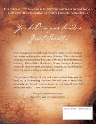 the secret rhonda byrne 9781582701707 amazon com books