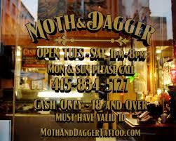 moth and dagger tattoo studio u2013 downtown san francisco u0027s premiere
