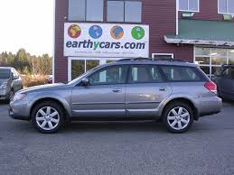 blue subaru outback 2008 earthy cars blog earthy car of the week 2008 subaru outback 2 5i