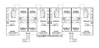 j778 8 rendering mid8 unit apartment building plans pdf floor