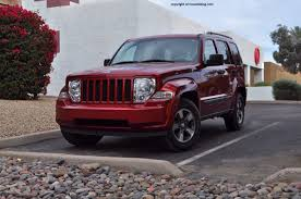 liberty jeep 2008 2008 jeep liberty sport review rnr automotive blog
