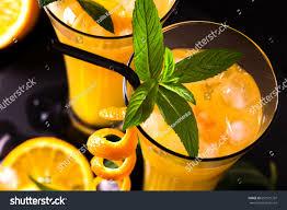 peppermint martini clip art aperitif vodka orange juice mint selective stock photo 653571337