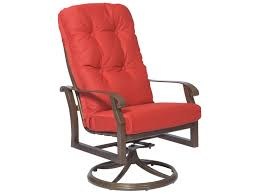 Best Material For Patio Furniture - furniture outdoor swivel rocker and best swivel patio chairs with