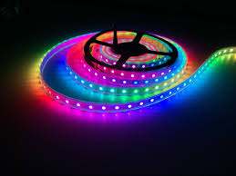 16 4ft 300 leds ws2812b individually addressable 5050 rgb led