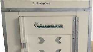 Storage Walls alumilene dog kennels dog gear storage gun vaults and kargo glide