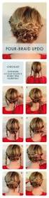 Long Hairstyles Easy Updos by Best 25 Easy Updo Ideas On Pinterest Easy Chignon Simple Updo