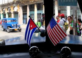 Cuba And Puerto Rico Flag 1st Cuban Migrants Land In Florida Since Castro U0027s Death