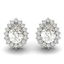 diamond earrings design diamond earrings fancy design