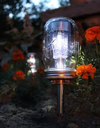 solar powered patio lights 10 ideas for outdoor mason jar lights to add a romantic glow to your