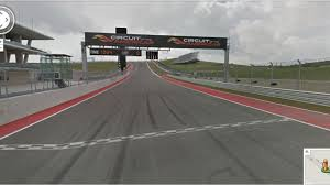 Circuit Of The Americas Track Map by Take A Virtual Drive Of Circuit Of The Americas On Google Maps