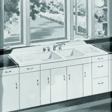vintage kitchen faucet kitchen farmhouse drainboard sinks retro renovation vintage