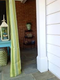 creating an outdoor room on the front porch french gardener dishes