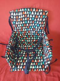 assise chaise haute coussin de chaise haute combelle isobel creation