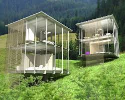 more glass houses at the future was perfect http