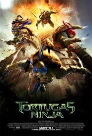 Ninja Turtles (Las Tortugas Ninja) (2014)