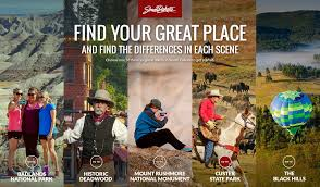 South Dakota How To Travel The World images Department of tourism invites travelers to discover their great jpg