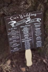 Chalkboard Wedding Programs 120 Best Etsy Wedding Posters Images On Pinterest Wedding