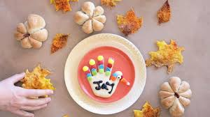 thanksgiving projects for food network