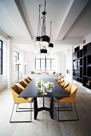Yellow Dining Room Chairs Chair Best 25 Glass Dining Table Ideas On Pinterest Room Coloured