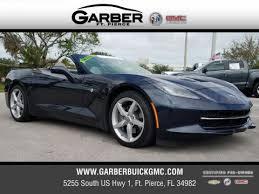 price corvette stingray certified pre owned 2014 chevrolet corvette stingray for sale in