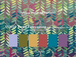 aw2017 2018 trend forecasting on pantone canvas gallery springsummer2019 trend forecasting for women men intimate sport