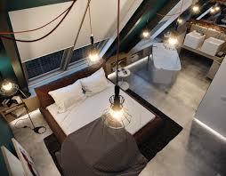 Attic Bedroom by Attic Bedroom Home Design Ideas