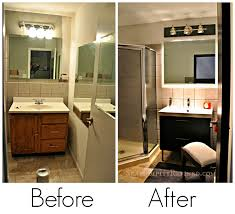 Remodeling Bathroom Ideas On A Budget by Bathrooms On A Budget Ideas Before And After Bathroom Remodels